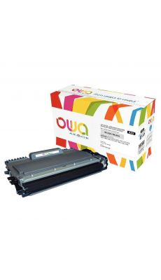 ARMOR - K15417 - Toner compatible Brother TN2220 / 2010 Noir