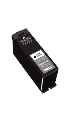 Cartouche d'encre DELL X737N Haute capacité Noire