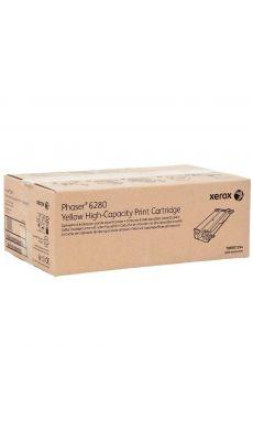 Toner Xerox 106R01394 Haute capacité Jaune