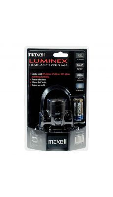 Lampe frontale Led Maxell