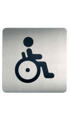 Durable - 4959/23 - Plaque de signalisation - Toilettes handicapés