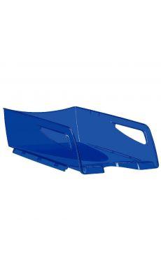 CEP - 220H -  Corbeille courrier maxi hauteur 11cm bleu electrique