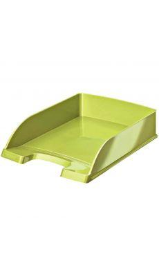 LEITZ - 52263064 - Corbeille courrier Leitz+ vert métal