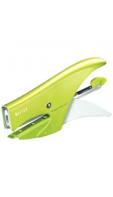 LEITZ - 5531-10-64 - Agrafeuse pince Leitz 5531 vert 15 feuilles
