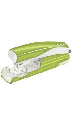 LEITZ - 5502-10-64 - Agrafeuse 24/6 Nexxt vert métal