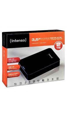Intenso - 014941 - Disque Dur Portable 3.5 pouces - USB 3.0 - 2 To