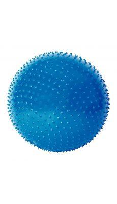 Massage gymball 85cm bleu