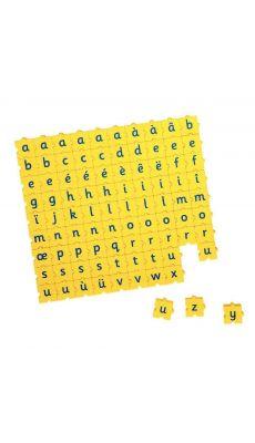 Sachet de 90 Lettres Minuscules 3 x 3 cm