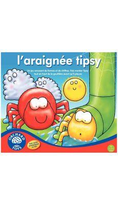 L'araignée Tipsy