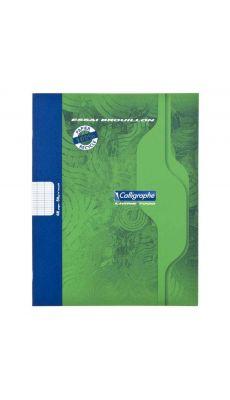 Clairefontaine - 2148 - Cahier brouillon - 48 Pages - 17x22 cm - Paquet de 20