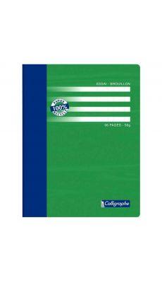Clairefontaine - 2196 - Cahier brouillon - 96 Pages - 17x22 cm - Paquet de 10