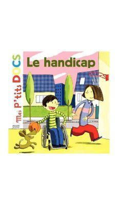 """Manuel """"Le livre le handicap"""""""