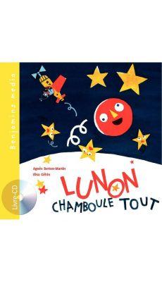 """Livre """"Lunon chamboulle tout"""""""