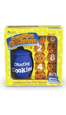 Le Pot à Cookies de 1 à 10