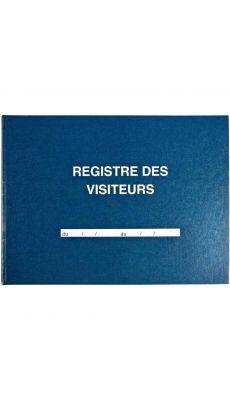 LEBON & VERNAY - 43001 - Registre des visiteurs
