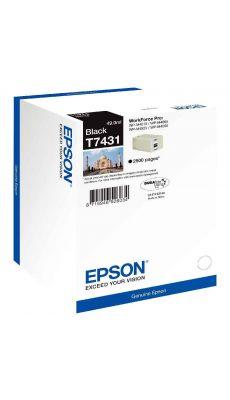Epson - C13T74314010 - Cartouche Noir