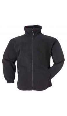 Veste 100% polaire polyester 340g/m² - Taille XL