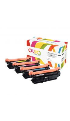 ARMOR - K15538 - Toner Compatible HP CE401A Cyan
