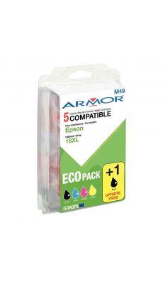 ARMOR - B10243R1 - Cartouche compatible Epson T181 haute capacité