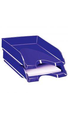 CEP - 200+G - Corbeille courreir fond plein gloss violet