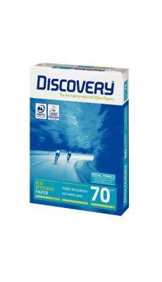 Discovery - 311701 - Ramette papier A3 70g - Blanc -  500 Feuilles