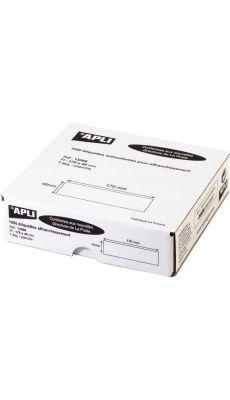 Etiquettes affranchissement L170x45mm - Boite de 1000