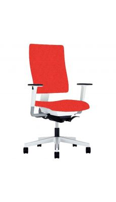 Fauteuil OSLO 4ME Self Tension coloris rouge