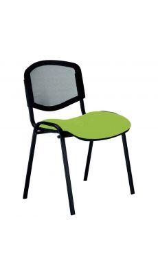 Chaise d'accueil Isomesh Ergo vert