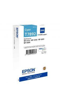 Epson - C13T789240 - Cartouche Cyan