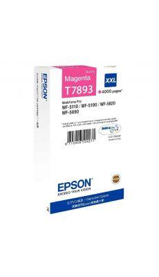 Epson - C13T789340 - Cartouche Magenta