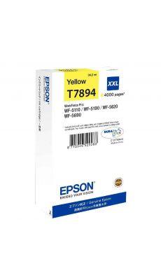 Epson - C13T789440 - Cartouche Jaune
