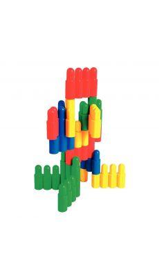 Briques de construction 120 pièces