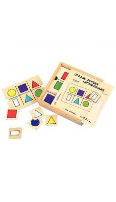 Loto des formes géométriques