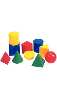 Figures géométriques - Boite de 10
