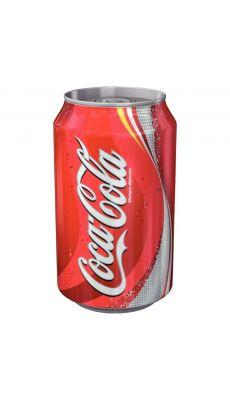 Canettes de Coca-Cola 33 cl - Pack de 24