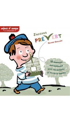 CD Jacques Prévert