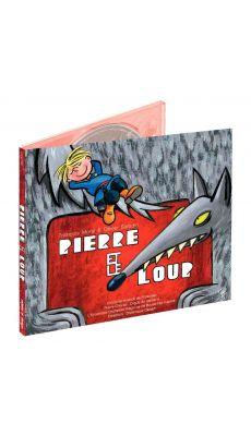 CD Pierre et le loup