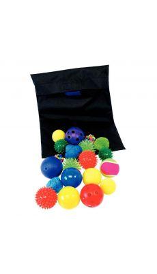 Balles tactiles - Sachet de 20