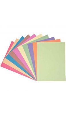 Paquet de 250 feuilles KALEIDOSCOPE A3 100g couleur assortis