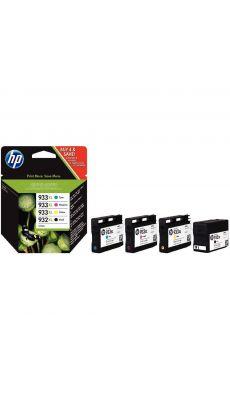 HP - C2P42AE - Cartouche Noir et Couleur - 932XL / 933XL