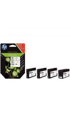 HP - C2P43AE - Cartouche Noir et Couleur - 950XL / 951XL