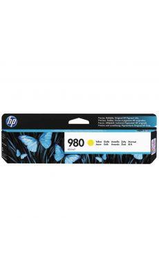 HP - D8J09A - Cartouche Jaune N°980