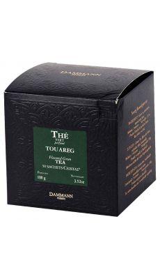 Sachet de thé Dammann menthe - Boite de 50