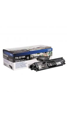 Brother - TN-321BK - Toner Noir