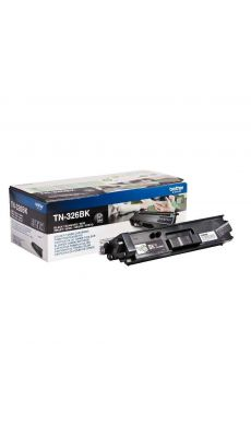 Brother - TN-326BK - Toner Noir