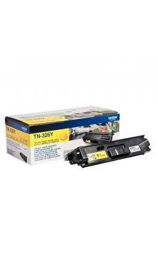 Brother - TN-326Y - Toner Jaune
