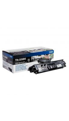 Brother - TN-329BK - Toner Noir
