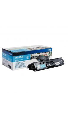 Brother - TN-329C - Toner Cyan