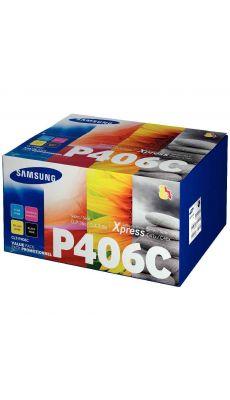 Toner Samsung CLT-P406c cyan / magenta / jaune / noir