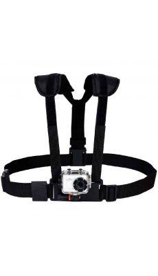 Harnais pectoral pour caméra de sport (25911)